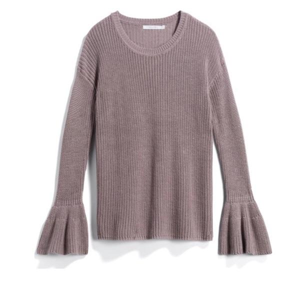 Harper Lane Pheobee Bell Sleeve Sweater NWT